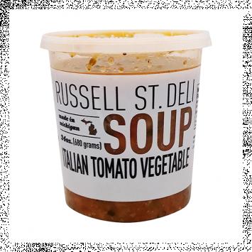 Russell Street Deli - Italian Tomato Vegetable Soup