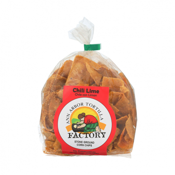 Tortilla Chips, Chili Lime