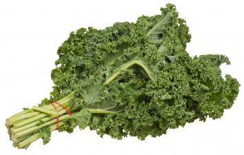 Organic Green Kale, Michigan-Grown