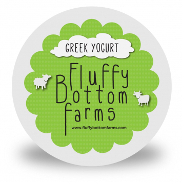 Fluffy Bottom Farms Yogurt - Greek