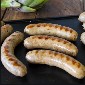 Yoder Amish Farms - Mushroom Swiss Brats