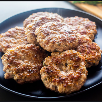 Hi-Lo Farm Organic Breakfast Sausage Patties