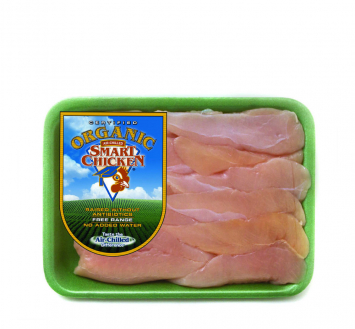 Smart Chicken Organic Tenderloins