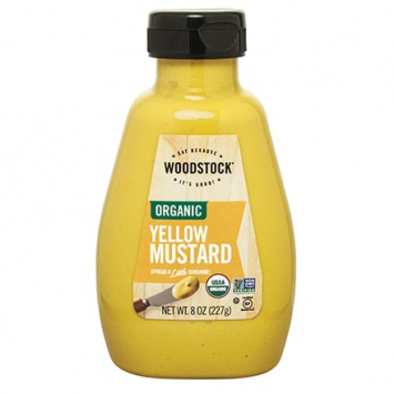 Woodstock Foods — Certified Organic Yellow Mustard