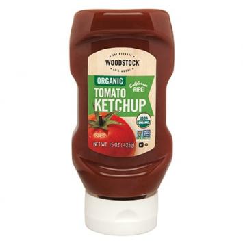 Woodstock Foods — Certified Organic Ketchup