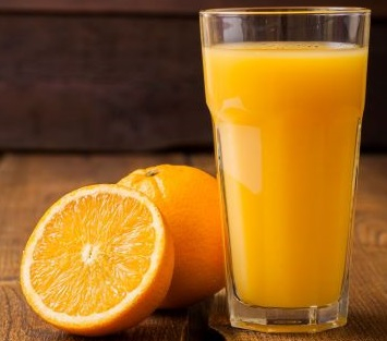 Organic Fresh Squeezed Orange Juice