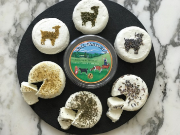 Idyll Farms - Honey Lavender Pastures Goat Cheese