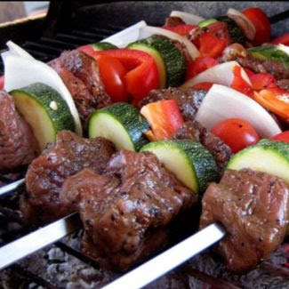 Beef Kabob Cookout Kit