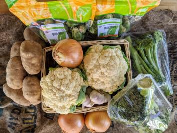 Veg-O-Rama - Produce Box/Subscription Bundle - Large Family Value