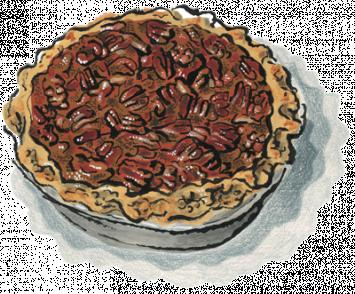 Zingerman's Perky Pecan Pie