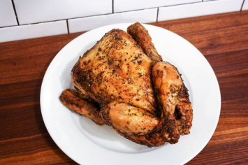 Simply Fresh Market - Rotisserie Chicken, Cooked (Cold)