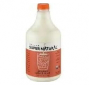 Kalona Super Natural - Organic Whole Milk 1/2 Gallon