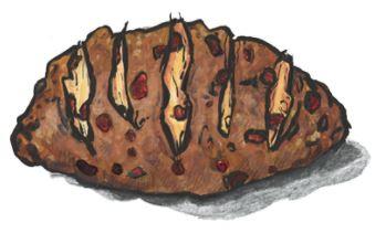 Cranberry Pecan Loaf