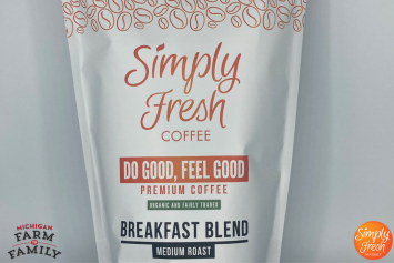 Organic Breakfast Blend, Whole Bean