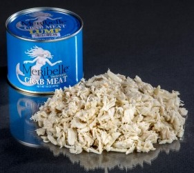 Meribelle Crab Meat, Lump