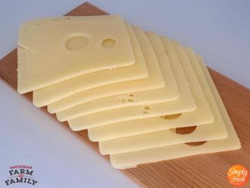 Swiss Organic Raw Milk Cheese, Deli-Sliced