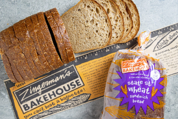 State Street Wheat Loaf, Sliced
