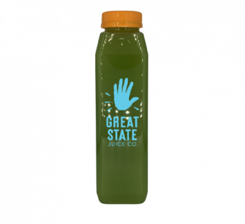 Refresh, Cold-Pressed 100% Organic Raw Juice