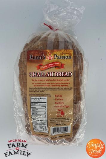 Gluten-Free Challah Bread