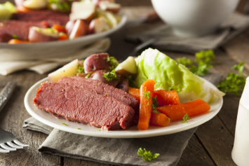 """St. Patrick's Day """"Cook Together"""" Meal Kit"""