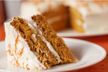 Classic Carrot Cake (Gluten-Free)