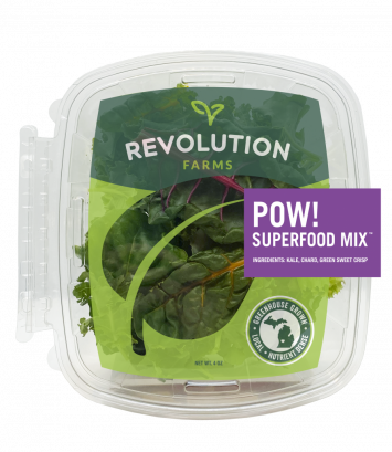 POW! Superfood Mix