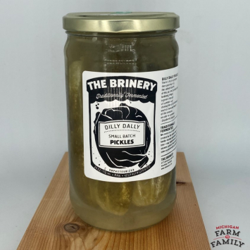 Dilly Dally Pickles