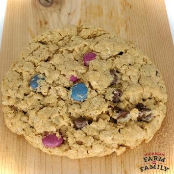 Homemade Monster Cookie, Gluten-Free