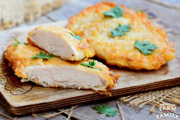 Breaded Chicken Cutlets, Gluten-Free