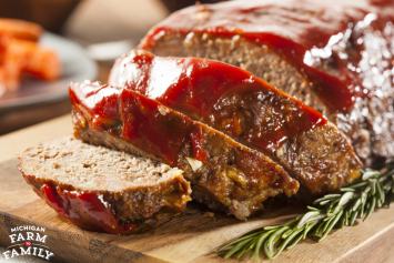 Oven-Ready Meatloaf, Organic Grass-Fed Beef, Gluten-Free
