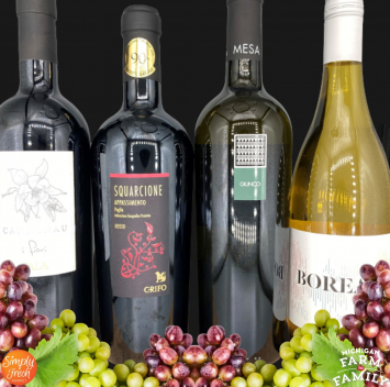 Sommelier's Wine Selections - August