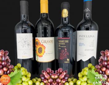 Red Wine Bundle - August