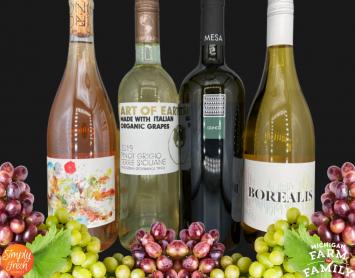 White Wine Bundle - August