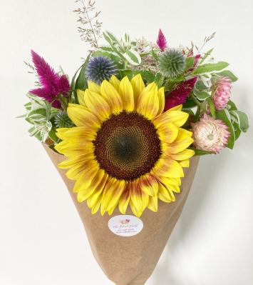 Flower Arrangement, Locally-Grown