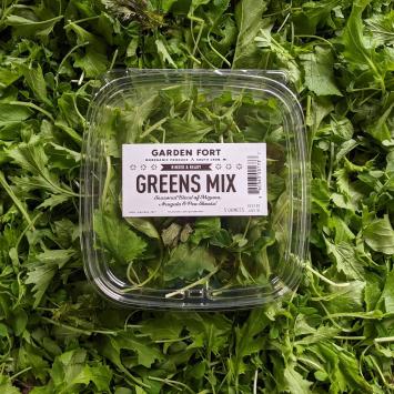 Greens Mix
