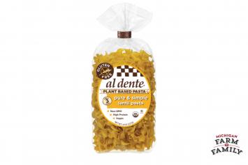 Pure & Simple Organic Lentil Pasta, Gluten-Free