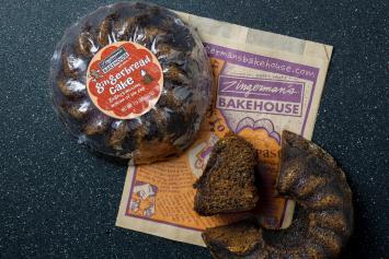 Gingerbread Coffeecake, Large