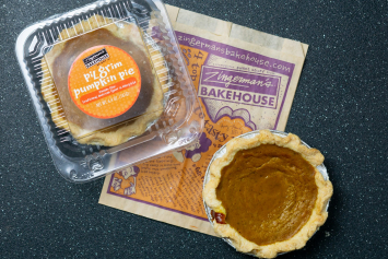 Pumpkin Pie (Personal-Size)