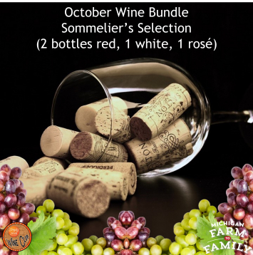 Mixed Wine Bundle - October's Sommelier Selections