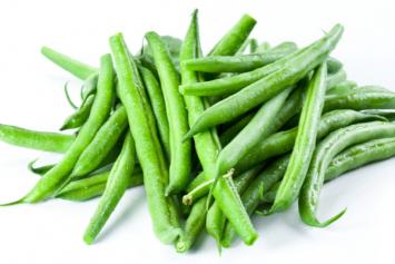 Locally-Grown Green Beans