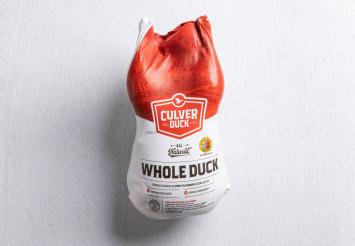 Whole Roasting Duck (Limited Availability: November 20 - Christmas)