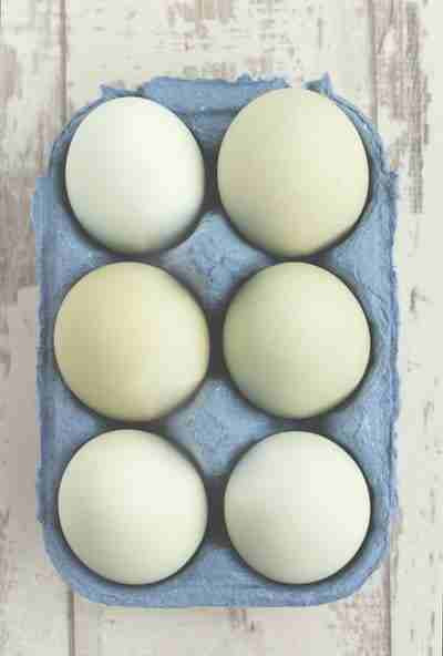 Duck Eggs - 1/2 doz