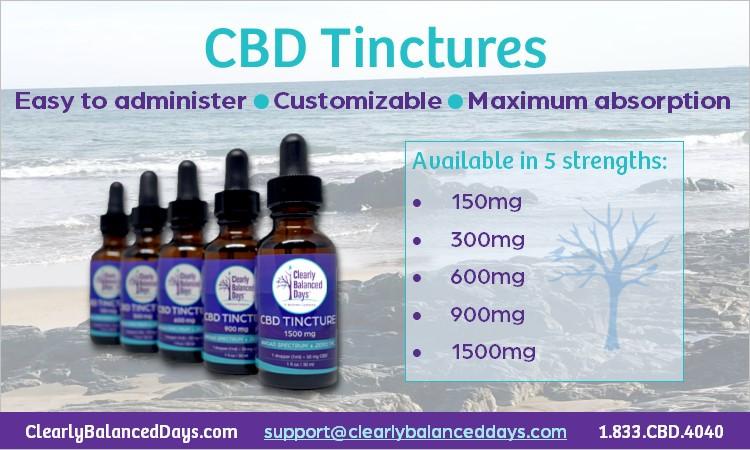 CBD 300 mg Tincture