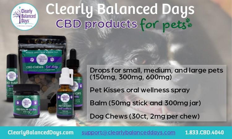 CBD 300 mg Pet Drops