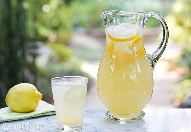 Maple Lemonade
