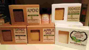 Goat's Milk or Tallow Soap