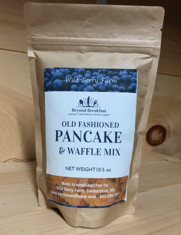Wild Berry Farm Pancake and Waffle Mix