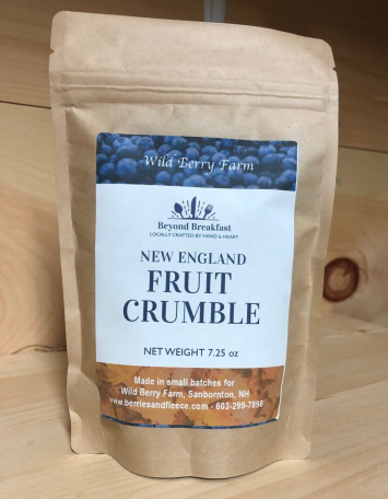 Wild Berry Farm Fruit Crumble Mix