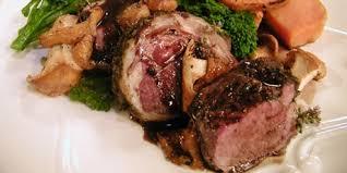 Lamb Sirloin Roast