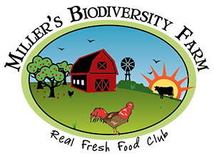 Miller's Biodiversity Farm Logo